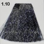 Erayba Gamma крем-краска 1/10 иссиня-черный