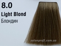Concept Profy Touch Cтійка крем-фарба для волосся 8/0 блондин